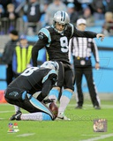 Graham Gano Carolina Panthers 2013 Action Photo