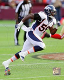 Denver Broncos Danny Trevathan 2013 Action Photo
