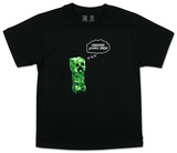 Youth: Minecraft - Creepers Gonna Creep Shirt