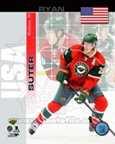 Minnesota Wild Ryan Suter - USA Portrait Plus Photo