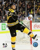 Boston Bruins Patrice Bergeron 2013-14 Action Photo