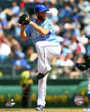 Kansas City Royals Greg Holland 2013 Action Photo
