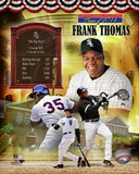 Frank Thomas Chicago White Sox MLB Hall of Fame Legends Composite Photo