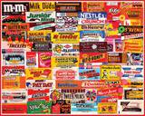Candy Wrappers 1000 Piece Jigsaw Puzzle Jigsaw Puzzle