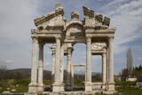Turkey, Aphrodisias, Tetrapylon Photographic Print by Samuel Magal