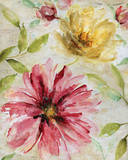 Morning Petals I Prints by Carol Robinson