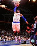 New York Knicks Carmelo Anthony 2013-14 Action Photo