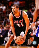 Miami Heat Shane Battier 2013-14 Action Photo