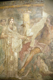 Italy, Naples Museum, from Pompeii, House of the Tragic Poet  (VII, 8, 3), Zeus and Hera Wedding Photographic Print by Samuel Magal