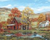 Friends in Autumn 1000 Piece Jigsaw Puzzle Jigsaw Puzzle