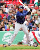 Tampa Bay Rays James Loney 2013 Action Photo