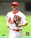 St Louis Cardinals Shane Robinson 2013 Action Photo