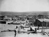 Zuni Pueblo in New Mexico Photographic Print by John K. Hillers