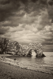 Durdle Door Photographic Print by Tim Kahane