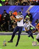 Seattle Seahawks Malcolm Smith Interception Super Bowl XLVIII Photo