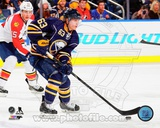 Tyler Ennis Buffalo Sabres 2013-14 Action Photo