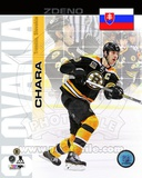 Boston Bruins Zdeno Chara- Slovakia Portrait Plus Photo