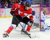 Team Canada Rick Nash 2014 Winter Olympics Action Photo
