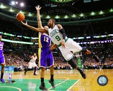 Boston Celtics Rajon Rondo 2013-14 Action Photo