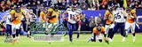 Percy Harvin Seattle Seahawks Super Bowl XLVIII Panoramic Photo