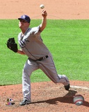 Tampa Bay Rays Jake McGee 2013 Action Photo