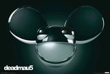 Deadmau5- Black Posters