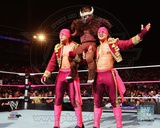 WWE Los Matadores 2013 Action Photo