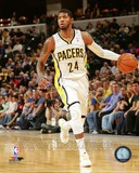 Indiana Pacers Paul George 2013-14 Action Photo