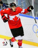 Team Canada Chris Kunitz 2014 Winter Olympics Action Photo