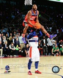 Washington Wizards John Wall Slam Dunk Contest 2014 NBA All-Star Game Action Photo