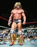 Ultimate Warrior Action Photo