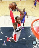 Washington Wizards John Wall 2013-14 Action Photo