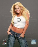 World Wrestling Entertainment Trish Stratus Posed Photo