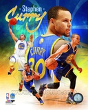Golden State Warriors Stephen Curry 2014 Portrait Plus Photo