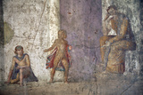Italy, Naples, Naples Museum, from Pompeii, House of Jason (IX 5, 18), Medea Photographic Print by Samuel Magal