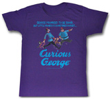 Curious George - Forgetful Monkey T-Shirt