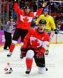 Team Canada Jonathan Toews 2014 Winter Olympics Action Photo