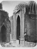 Kusam Ibn Abass Tomb Photographic Print by N.V. Bogaevskii