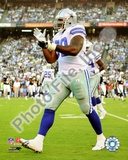 Dallas Cowboys Jay Ratliff 2008 Action Photo