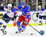 New York Rangers Rick Nash 2013-14 Action Photo