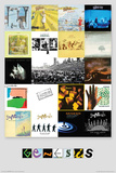 Genesis- Albums Plakater