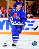 Quebec Nordiques Joe Sakic Action Photo