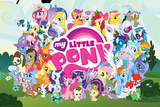 My Little Pony- Cast Posters