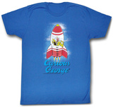 Curious George - Space Monkey T-shirts