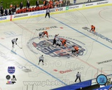 Dodger Stadium Anaheim Ducks Vs. Los Angeles Kings 2014 NHL Stadium Series Photo