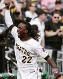 Pittsburgh Pirates Andrew McCutchen 2012 Action Photo