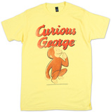 Curious George - Curious Fade Shirt