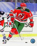 New Jersey Devils Adam Henrique 2014 NHL Stadium Series Action Photo