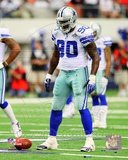 Dallas Cowboys Jay Ratliff 2010 Action Photo