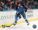St Louis Blues David Backes 2013-14 Action Photo